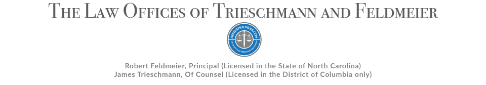 The Law Offices of Trieschmann and Feldmeier Logo